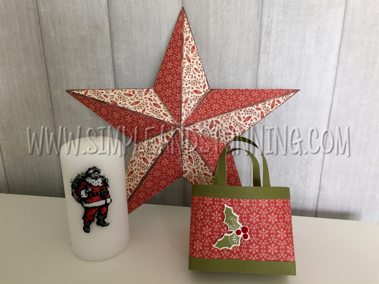 Christmas ideas for the home and giving.