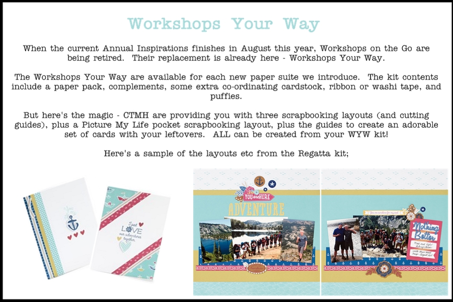 workshops your way
