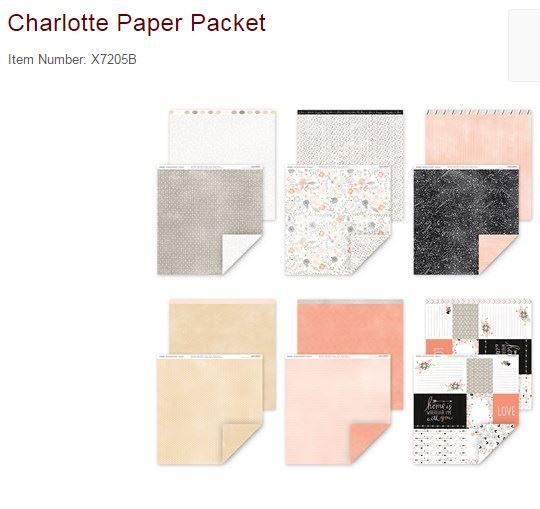 charlotte paper