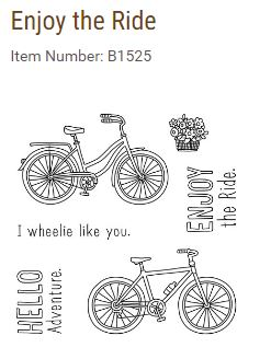 enjoy the ride b1525