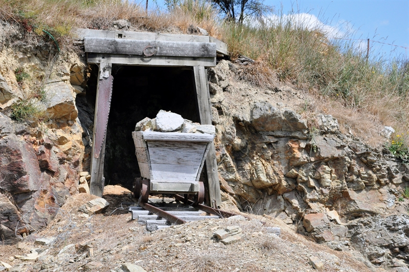 gold mining history
