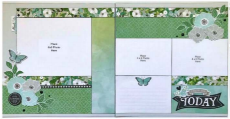 2 pages in the 8 page layout kit