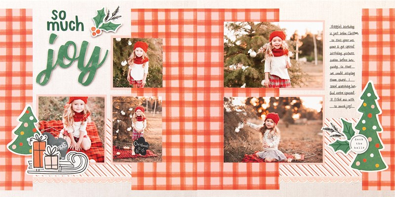 Simple and stunning speed scrapbooking kits