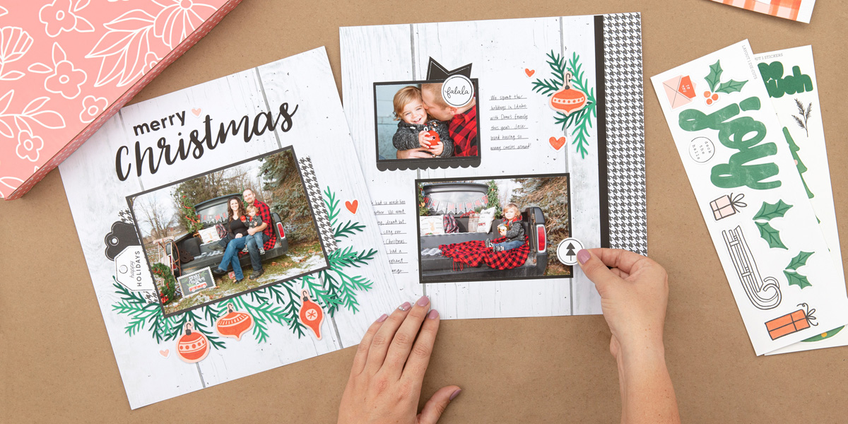 Speedy scrapbooking stunning pages
