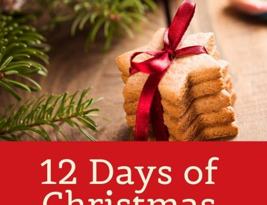 12 Days of Christmas Crafting