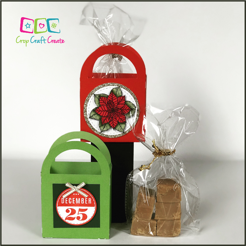 12 Days of Christmas Crafting - Day 5 Treat Bags