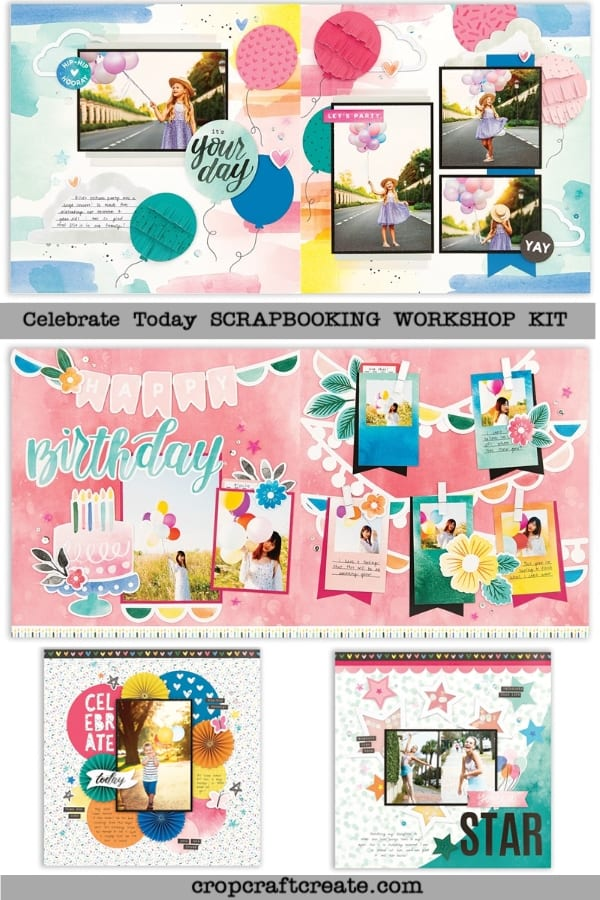 Celebrate Today workshop kit