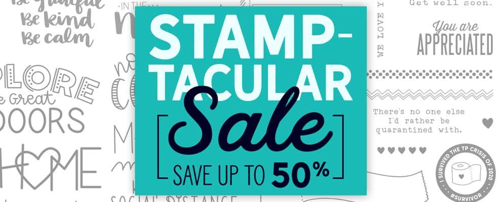 Stamptacular sale image